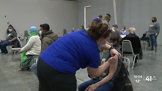KCVA offers COVID-19 vaccine to veterans Tuesday night