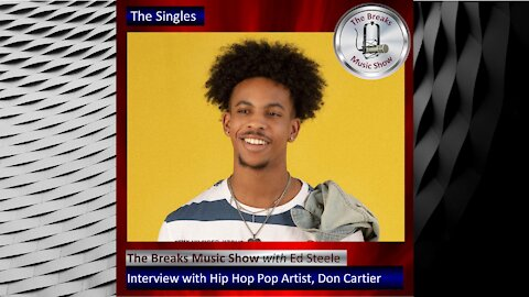 The Singles - Interview with Don Cartier - The Breaks Music Show
