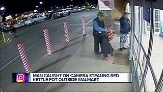 VIDEO: Salvation Army needs your help finding a Grinch who stole a red kettle in Roseville