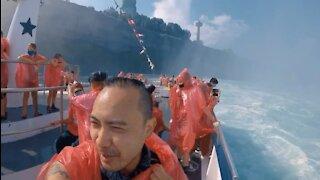 Niagara Falls kraken