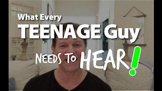 🙋🏼♂️🙋🏽♂️🙋🏿♂️ 6 Things Every TEENAGE BOY Needs to Know