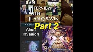 Part 2 Project Camelot Kerry Cassidy interviews Juan o Savin