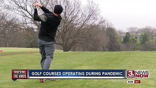 Golf Courses Operating During Pandemic