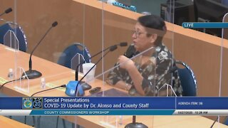 Palm Beach County health director says funding for contact tracing will expire on Nov. 30