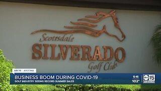 Arizona's golf industry is booming despite COVID-19 pandemic