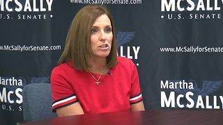FULL INTERVIEW: Martha McSally