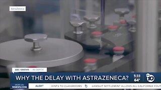 In-Depth: Why the delay with AstaZeneca's COVID-19 vaccine