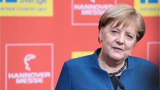 German Chancellor Angela Merkel Weighs In On Upcoming Brexit Deadline