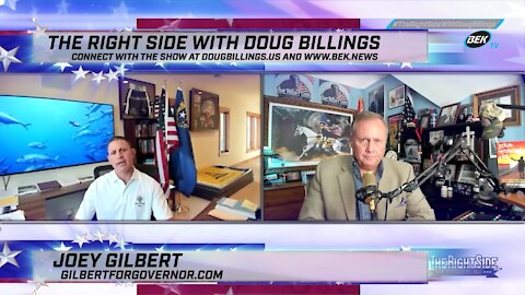 The Right Side with Doug Billings - July 19, 2021