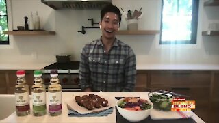 In the Kitchen with Ronnie Woo!