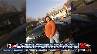 Young mother dies after being admitted into Memorial Hospital in Bakersfield