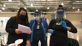 First COVID-19 vaccine administered in Tulsa part 3