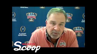 Ohio State offensive coordinator Kevin Wilson breaks down Sugar Bowl matchup with Clemson