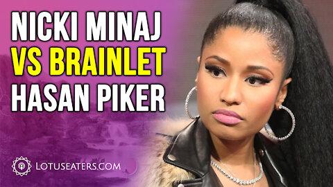 Nicki Minaj vs the Entire Left