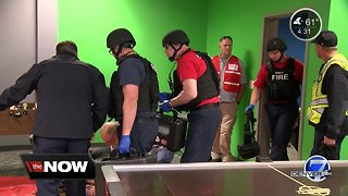 South Metro first responders train for active shooter situation