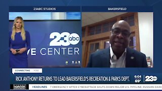Director of Recreation and Parks joins 23ABC Morning Show