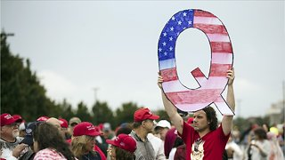 Book Explaining QAnon Conspiracy Theory Propelled To Top Of Amazon Lists