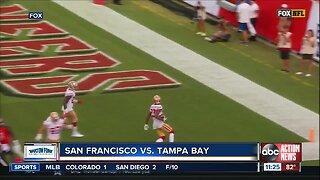San Francisco 49ers defense upends Jameis Winston, beat Tampa Bay Buccaneers 31-17