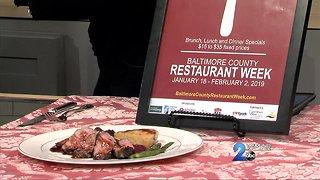 Baltimore County Restaurant Week - The Milton Inn