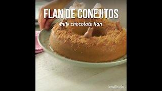 Milk Chocolate Flan