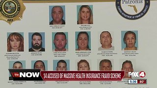 Fraud bust Fort Myers includes over a dozen arrested