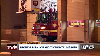 Revenge porn scandal rocks Las Vegas Fire and Rescue