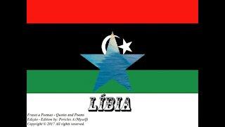 Bandeiras e fotos dos países do mundo: Líbia [Frases e Poemas]