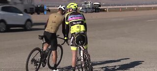 Local cyclists emphasize road safety after tragic crash