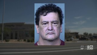 Caregiver accused of raping elderly woman at Mesa facility