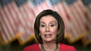 Nancy Pelosi: 'It's Not Enough'