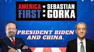 Biden and China. Gordon Chang with Sebastian Gorka on AMERICA First