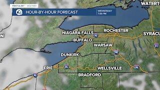 7 First Alert Forecast Noon Update, Wednesday, June 23