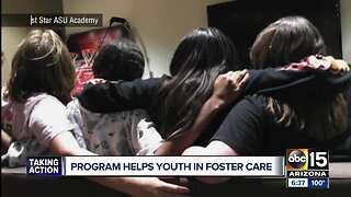 Program helps youth in foster care