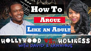How to Argue Like an Adult