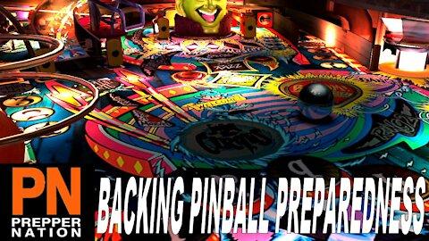 Backing Pinball Preparedness - Do Not Comply