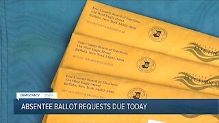 Erie County Dem. Chair Jeremy Zellner discussed early voting on 7 Eyewitness News at 6
