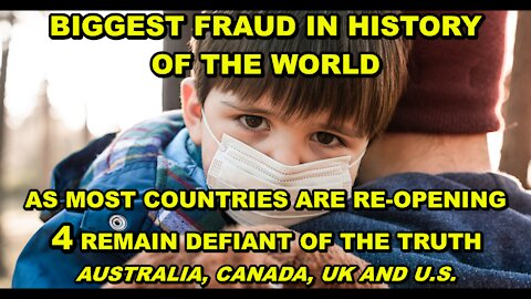 DENMARK, SWEDEN, NORWAY & MULTIPLE OTHERS ALL OPEN AND FREE - BIGGEST FRAUD IN HISTORY OF THE WORLD