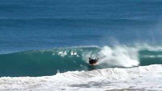 Toujours se méfier d'un retour de vague