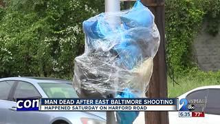 2 dead in 7 weekend Baltimore Shootings