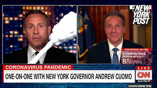 CNN guest calls out network on-air for Cuomo brothers 'love-a-thon'