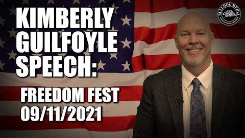 Kimberly Guilfoyle Speech: Freedom Fest | The Bulldog Show