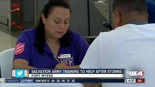 Salvation Army looking to train hurricane volunteers