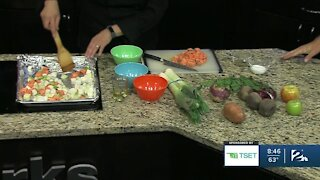 Shape Your Future Healthy Kitchen: Roasted Root Vegetables