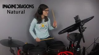 Natural : Imagine Dragons Drum Cover - Artificial The Band
