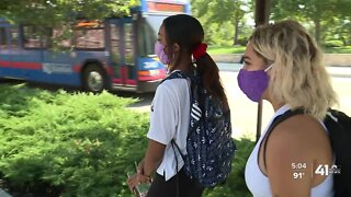 University of Kansas starts in-person classes amid COVID-19 pandemic