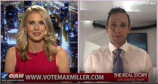The Real Story - OANN Biden & Guns with Max Miller