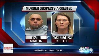 Deputies arrest two in Rankin murder case