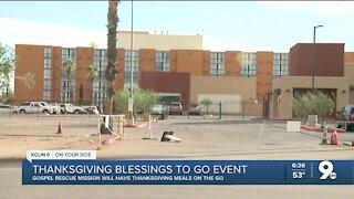 Where to donate Thanksgiving turkeys in Tucson