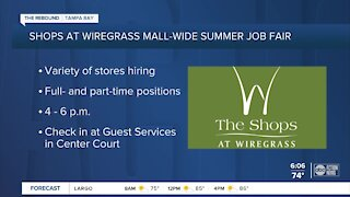 The Shops of Wiregrass holding Mall-Wide Job Fair on Tuesday, June 1