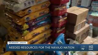 Group working to help those on the Navajo Nation